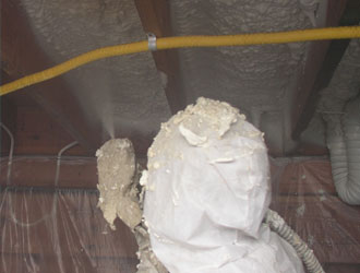 Vermont Crawl Space Insulation