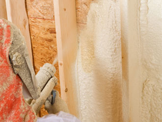 foam insulation benefits for Vermont homes